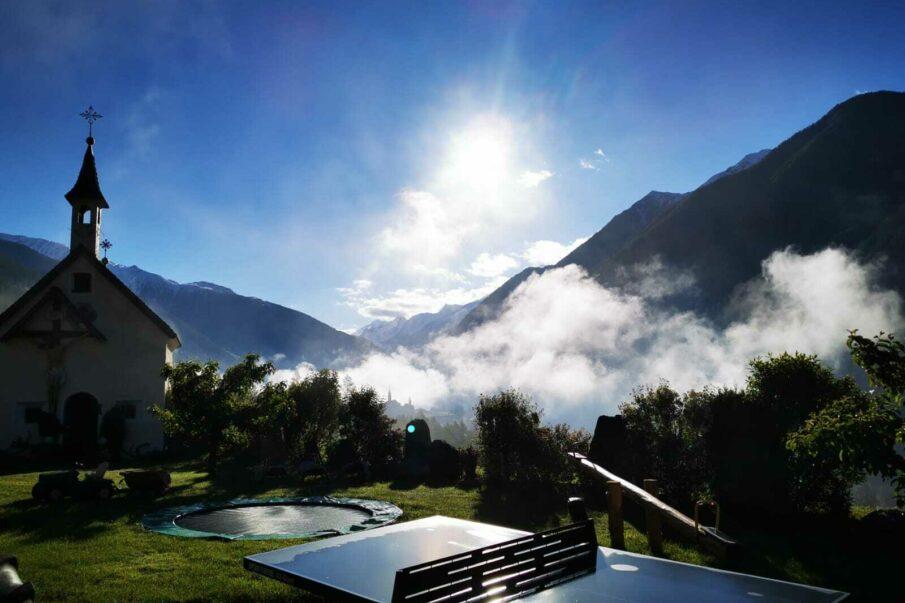 Sommerfrische in den Südtiroler Bergen / La freschezza dell'estate in Alto Adige