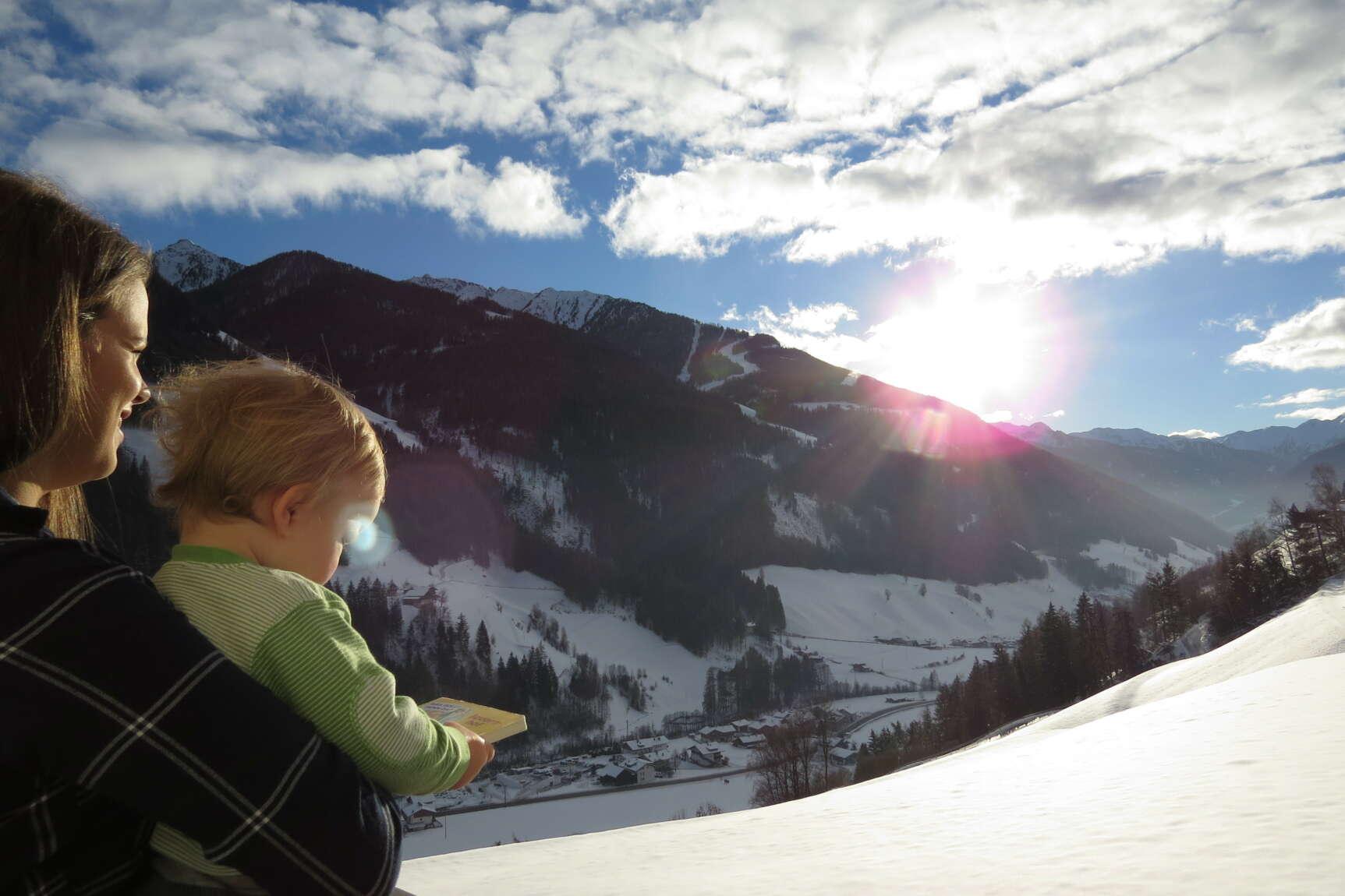 Arnika Ausblick Winter 01
